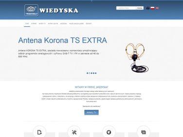 antena.com.pl - Producent anten telewizyjnych i radiowych