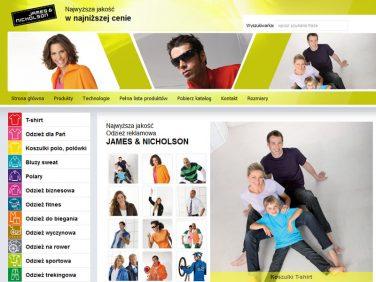 jnPolska - odzież reklamowa