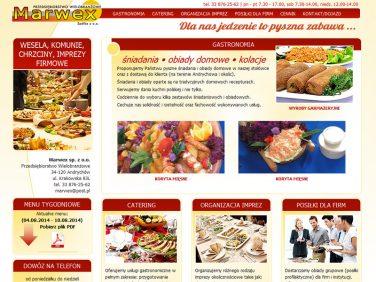 Marwex - usługi gastronomiczne