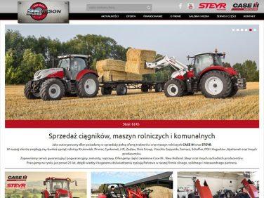 Urson - ciągniki i maszyny rolnicze