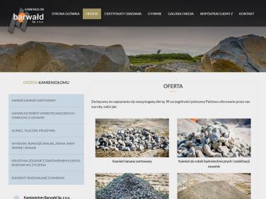 Kamieniołom Barwałd