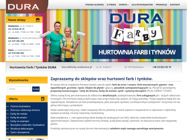 Dura - Farby Wadowice