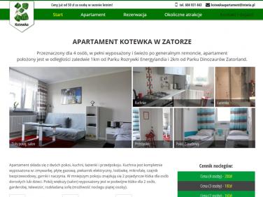 Apartament Zator - Kotewka