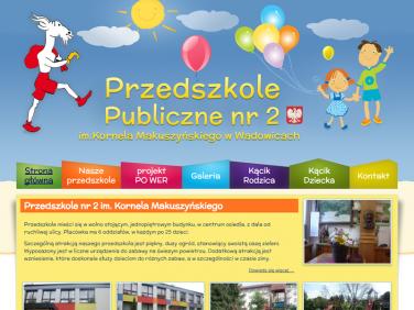 Przedszkole Publiczne nr 2 w Wadowicach