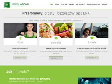 Test DNA dla sportowców